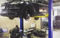 Ремонт двигателя Ауди Q7 3,0 TDI 200х125