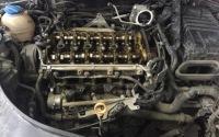 Устранение-подсоса-в-картерной-системе-VW-ремонт-двигателя