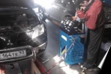 Замена масла в АКПП в Техцентре MB AVTO Краснодар