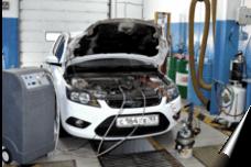 Замена тормозной жидкости в Техцентре MB AVTO Краснодар