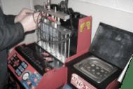 Промывка форсунок ультразвуком в Техцентре MB AVTO Краснодар