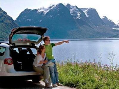Отпуск на машине море горы