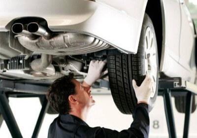 remont podveski avtomobilja
