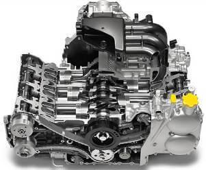 Оппозитный двигатель Субару 300х250