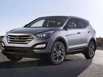 Автомобиль Hyundai_SantaFe