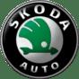 Значок эмблема автомобиля Шкода
