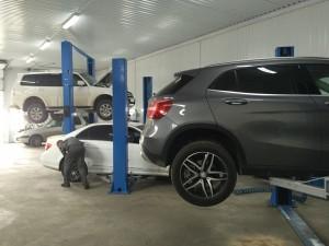 Диагностика и ремонт авто в Автосервисе Техцентр MB AVTO