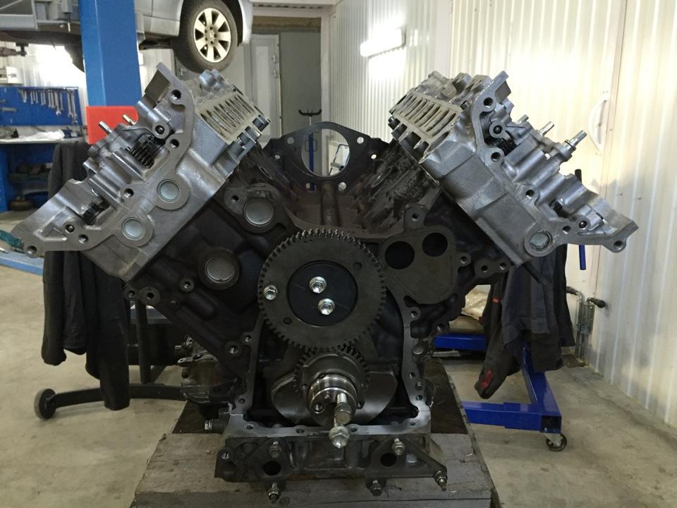 Капитальный ремонт двигателя Техцентр MB AVTO