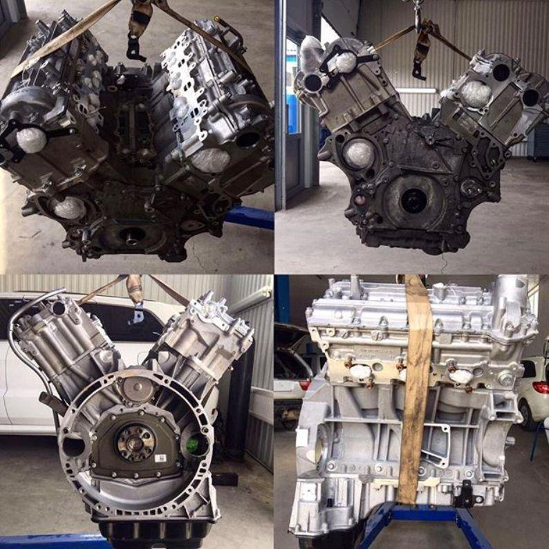 Капитальный ремонт двигателя в Техцентре MB AVTO