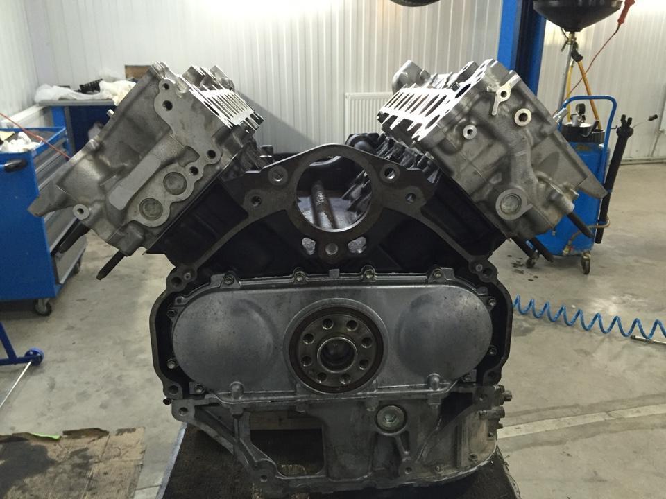 Ремонт двигателя в Техцентр MB AVTO
