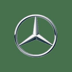 Значок-эмблема-Mercedes
