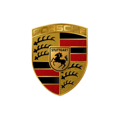 Значок-эмблема-автомобиля-Porsche