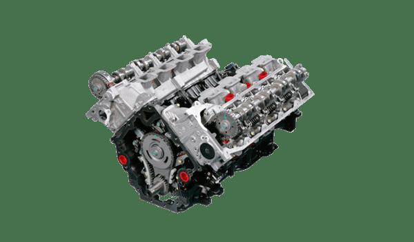 Ремонт двигателя текущий и капитальный