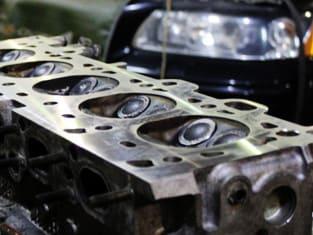 Новое в блоге Капремонт двигателя