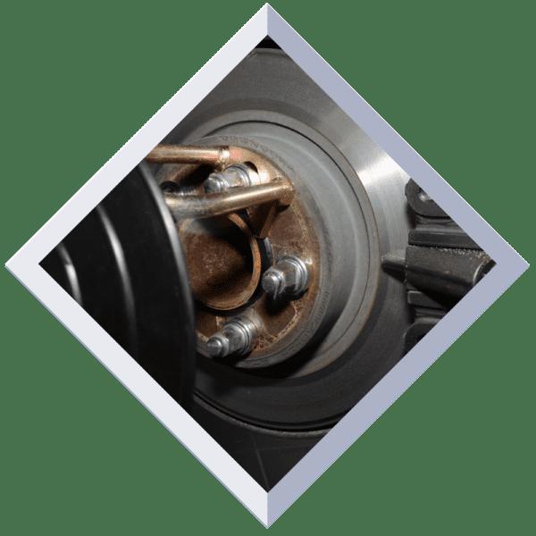 Ромб Проточка тормозных дисков