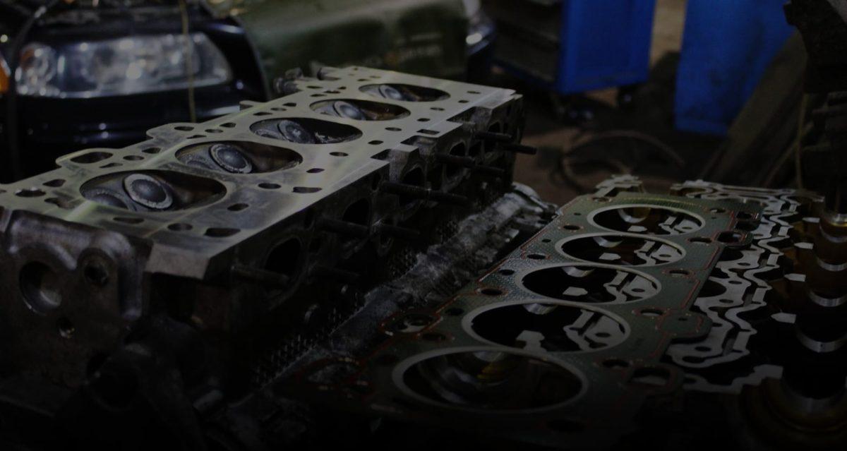 Фон Капитальный ремонт двигателя