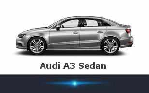 Audi A3 Sedan Ауди