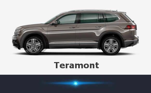 Teramont Фольксваген