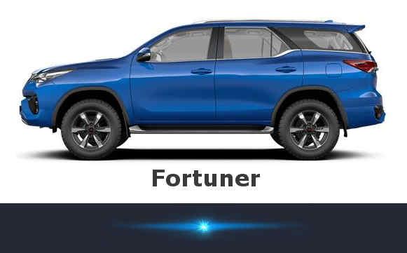 Toyota Fortuner диагностика ремонт и обслуживание