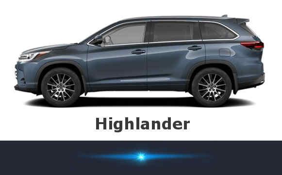 Toyota Highlander диагностика ремонт и обслуживание