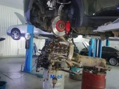 Ремонт-двигателя-БМВ