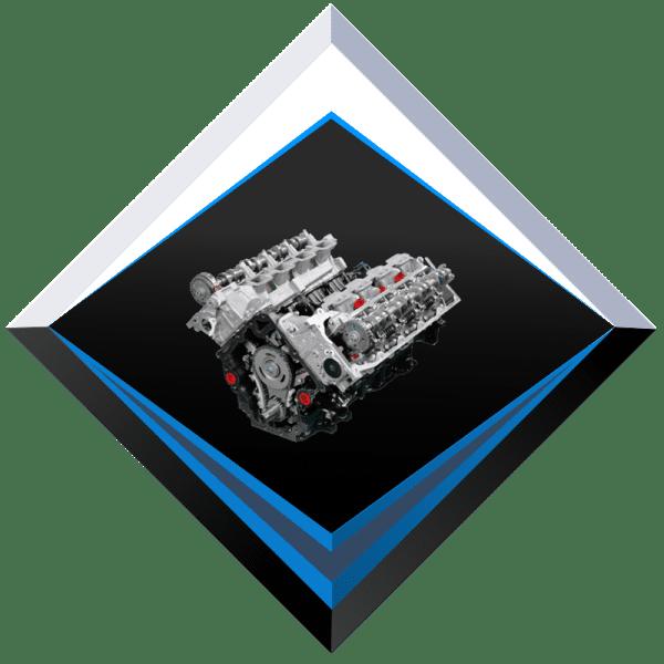 Ромб Капитальный ремонт двигателя