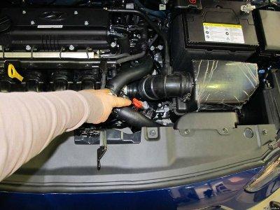 Замена масла в АКПП Hyundai_Solaris