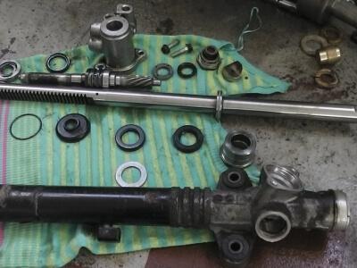 Ремонт рулевой рейки Subary Impreza 400х300