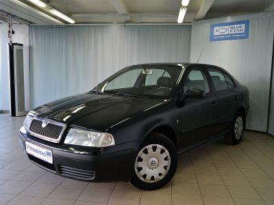Автомобиль Skoda Oktavia