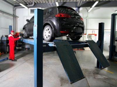 Ремонт автомобиля SEAT в Техцентре MB AVTO