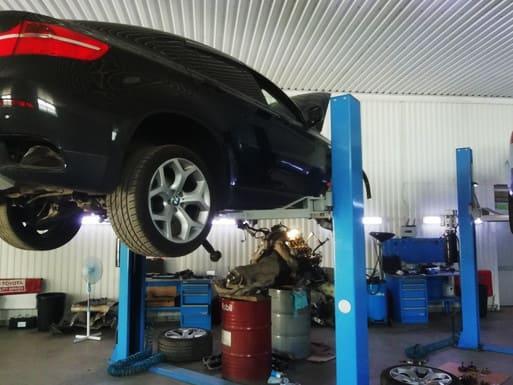 Ремонт двигателя BMW X 6