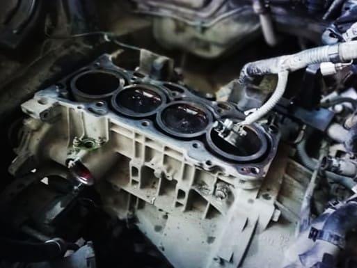 Ремонт двигателя Toyota RAV 4
