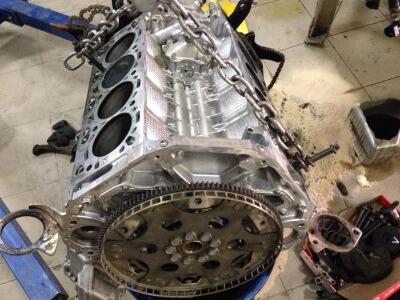 Ремонт двигателя BMW X6